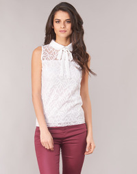 textil Mujer Tops / Blusas Morgan DINCO Blanco