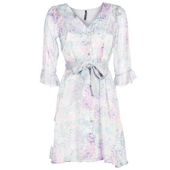 textil Mujer vestidos cortos Smash MALLORY Blanco