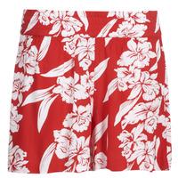 textil Mujer Shorts / Bermudas Volcom ALOHA HA SHORT Rojo