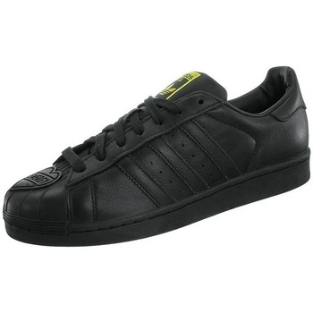 Zapatos Hombre Zapatillas bajas adidas Originals Superstar Pharrell Supershell Negro