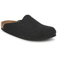 Zapatos Zuecos (Clogs) Birkenstock AMSTERDAM Gris