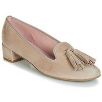 Zapatos Mujer Zapatos de tacón Pretty Ballerinas ANGELIS Beige