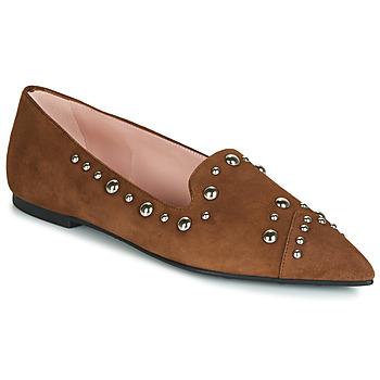 Zapatos Mujer Mocasín Pretty Ballerinas ANGELIS Marrón