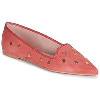 Zapatos Mujer Bailarinas-manoletinas Pretty Ballerinas MAHA Rosa
