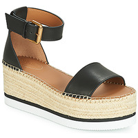 Zapatos Mujer Alpargatas See by Chloé SB32201A Negro