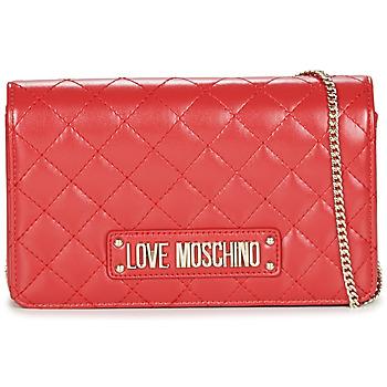 Bolsos Mujer Bandolera Love Moschino JC4118PP17 Rojo