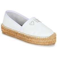 Zapatos Mujer Alpargatas Love Moschino JA10163G07 Blanco