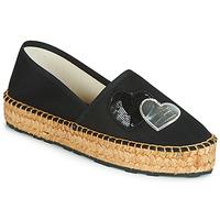 Zapatos Mujer Alpargatas Love Moschino JA10243G07 Negro