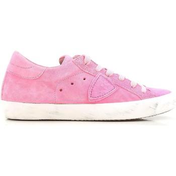 Zapatos Mujer Zapatillas bajas Philippe Model CLLD XR04 Rosa acceso