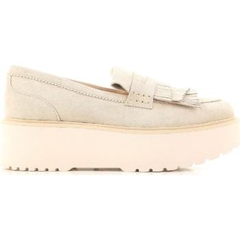 Zapatos Mujer Mocasín Hogan HXW3550AF10CR0M024 beige
