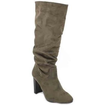 Zapatos Mujer Botas urbanas Pedro Miralles 24640 Botas de Mujer beige