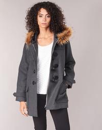 textil Mujer Abrigos Casual Attitude HAIELL Gris