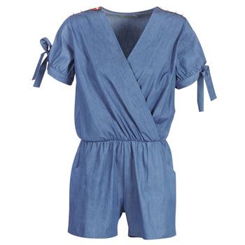 textil Mujer Monos / Petos Molly Bracken MOLLIOTETTE Azul