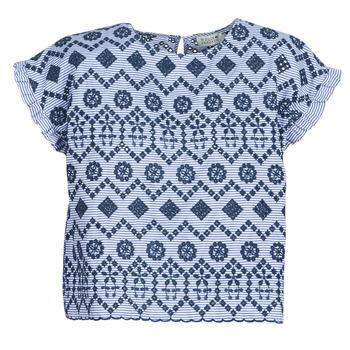 textil Mujer Tops / Blusas Molly Bracken MOLLIUTE Marino