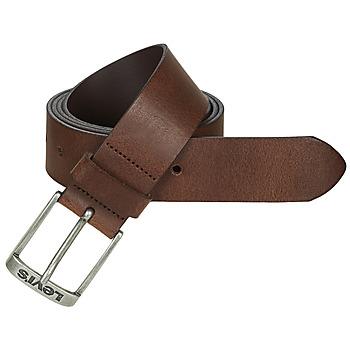 Accesorios textil Hombre Cinturones Levi's New Duncan Marrón