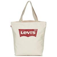 Bolsos Mujer Bolso shopping Levi's Batwing Tote W Crudo
