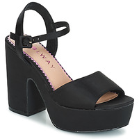Zapatos Mujer Sandalias Coolway CRYS Negro