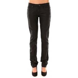 textil Mujer Pantalones con 5 bolsillos Dress Code Jeans Remixx RX520 Noir Negro