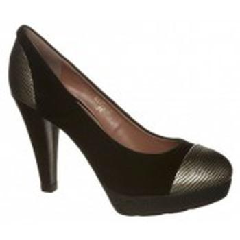 Zapatos Mujer Zapatos de tacón Ilario Ferucci Escarpins Djessie Noir Negro