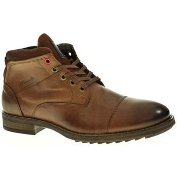 Zapatos Hombre Botas Urbanfly 8103 marrón