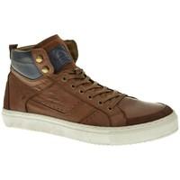 Zapatos Hombre Zapatillas altas Urbanfly 8293 marrón