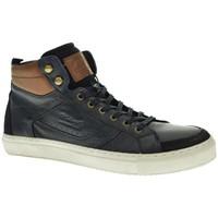 Zapatos Hombre Zapatillas altas Urbanfly 8293 azul