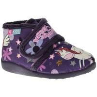 Zapatos Niña Pantuflas Garzon 4035 violeta