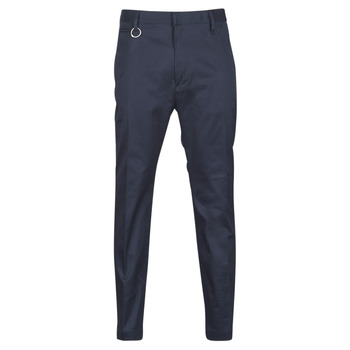 textil Hombre pantalones chinos Diesel P-MAD-ICHIRO Marino