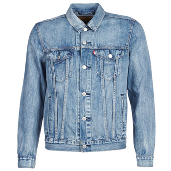 textil Hombre chaquetas denim Levi's THE TRUCKER JACKET Killebrew / Trucker