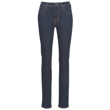 textil Mujer vaqueros rectos Levi's 724 HIGH RISE STRAIGHT To / Verde / Nine