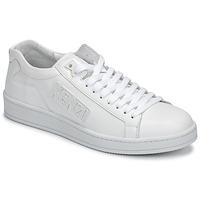 Zapatos Hombre Zapatillas bajas Kenzo TENNIX Blanco