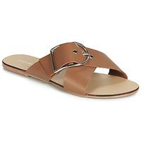 Zapatos Mujer Zuecos (Mules) Jonak JASMINE Cognac