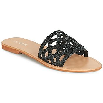Zapatos Mujer Zuecos (Mules) Jonak WEB Negro