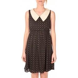 textil Mujer Vestidos cortos Vero Moda Robe Calantha 10075317 Noir Negro