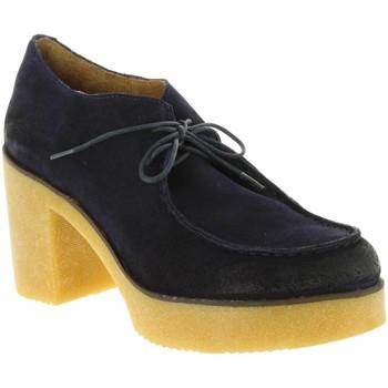 Zapatos Mujer Derbie & Richelieu MTNG 97245 LINA Azul