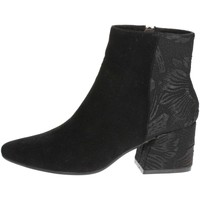 Zapatos Mujer Low boots Pregunta PCF03 001 Negro