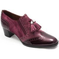 Zapatos Mujer Zapatos de tacón El Cuco 6681 Rojo