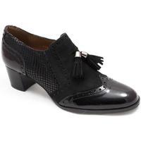 Zapatos Mujer Zapatos de tacón El Cuco 6681 Negro