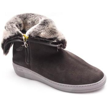 Zapatos Mujer Botines 24 Hrs 23889 Marrón