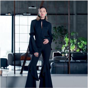 textil Mujer Tops / Blusas Kocca Blusa QUARZO Negro