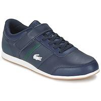 Zapatos Hombre Zapatillas bajas Lacoste EMBRUN REI Azul
