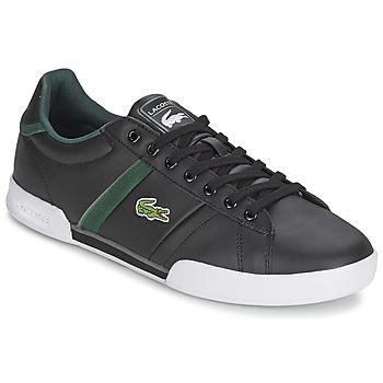 Zapatos Hombre Zapatillas bajas Lacoste DESTON PUT Negro