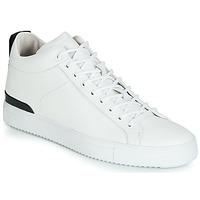 Zapatos Hombre Zapatillas altas Blackstone RM14 Blanco