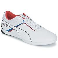 Zapatos Hombre Zapatillas bajas Puma BMW MS IGNIS NM Blanco