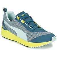 Zapatos Mujer Running / trail Puma IGNITE XT Azul / Amarillo