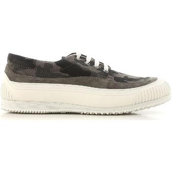 Zapatos Hombre Zapatillas bajas Hogan HXM2580AF90ITJ0QC3 color Mimetico