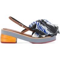 Zapatos Mujer Sandalias Marni SAMSY09G06TCW04 multicolore