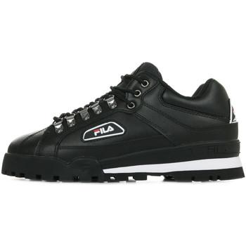 Zapatos Mujer Zapatillas bajas Fila Trailblazer L Wn's Negro