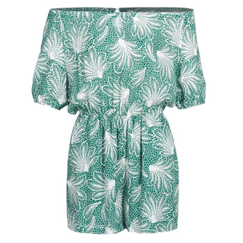textil Mujer Monos / Petos See U Soon GARAGABE Verde / Blanco