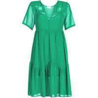 textil Mujer vestidos cortos See U Soon GARAGACE Verde